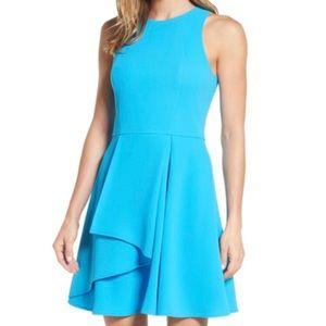Adelyn Rae turquoise dress